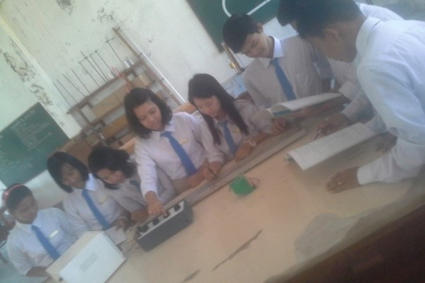 Laboratories and their Activities